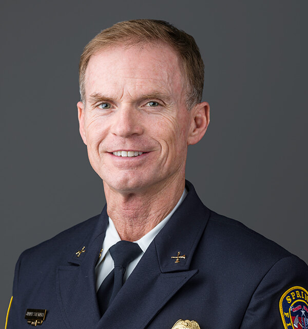 Jimmy Stewart District Chief – C Shift