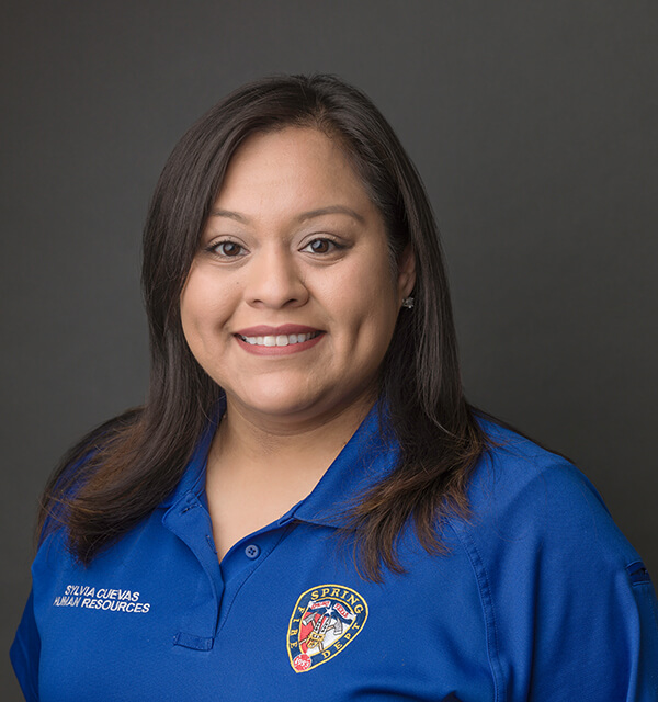 Sylvia Cuevas Payroll and Benefits Administrator