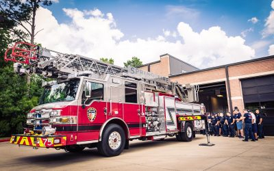 Spring Fire Department Launches Fire Prevention Week Student Contests