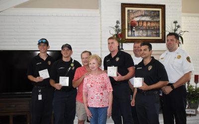 Spring Fire Department Launches Smoke Detector Check-Up Program