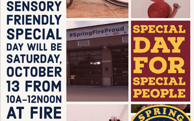 Spring Fire to Hold its First Special Day for Special People