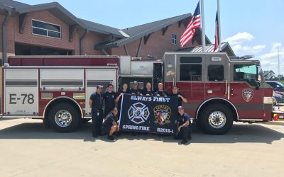 Spring Fire Department Seeks Those with the Desire to Serve