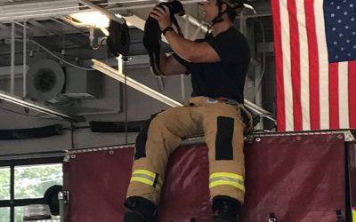 A Spring Firefighter Calendar is coming This Fall… with a furry twist
