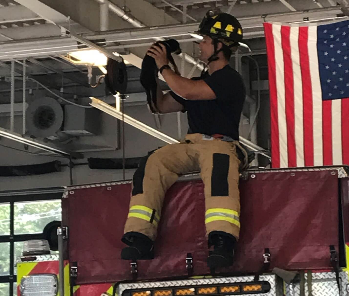 A Spring Firefighter Calendar Is Coming This Fall With A Furry Twist Spring Fire Department