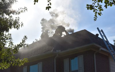 Woman Rescued From Spring Lakes House Fire