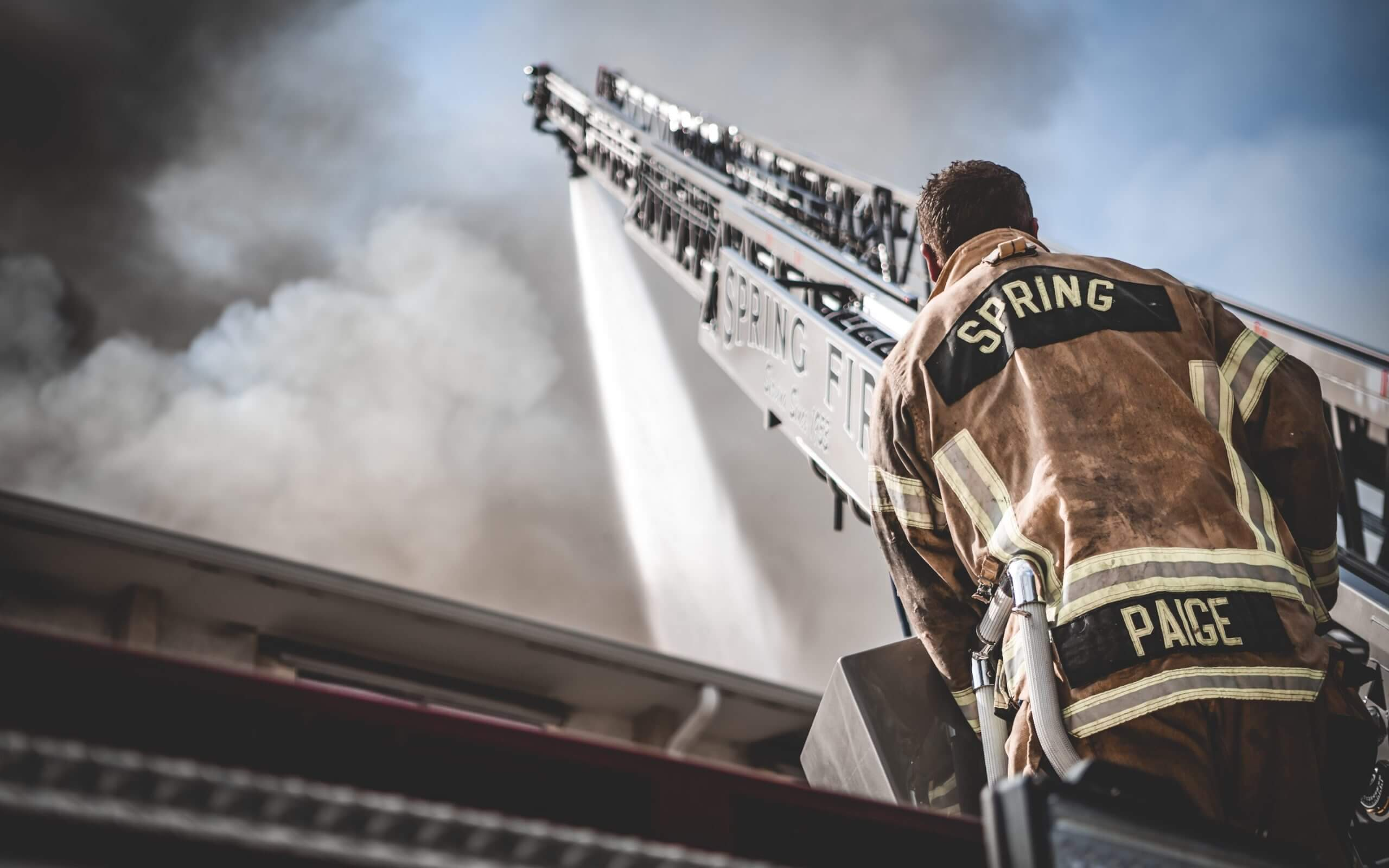 Eight Spring firefighters Share 100 Club Firefighter of the Year Honors