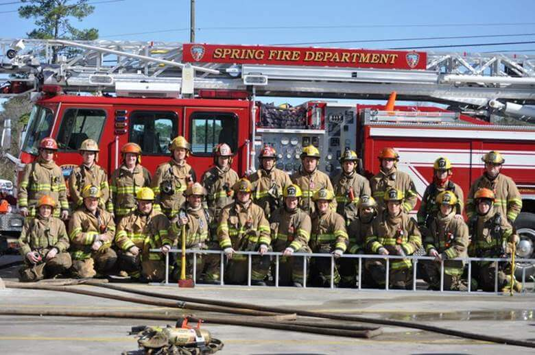 The Spring Fire Department Appreciates our Dedicated Volunteers!